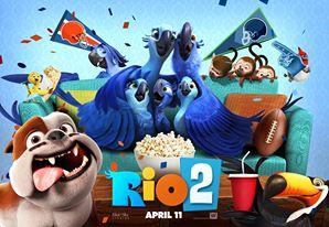Rio 2 2014 online subtitrat romana full HD 1080p .