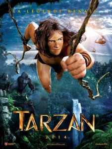 Tarzan 2014 online full HD 1080p , filme noi 2014 .