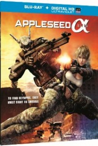 Appleseed Alpha 2014 online full HD 1080p .