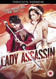 The Lady Assassin online HD 720p , filme karate .