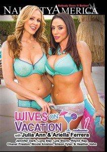 Wives on Vacation , filme xxx 2015 , femei mature , muie , pizda , cur , orgasm , sotii , pula mare , sex in grup , Julia Ann, Jennifer Dark, Heather Vahn, Lyla Storm, Chanel Preston,